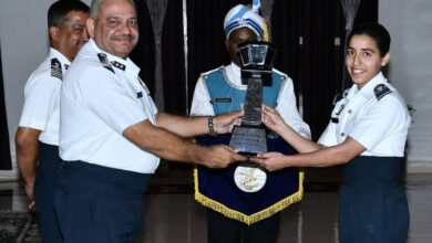 Photo of Air Traffic controllers graduate from Indian Air Force Academy