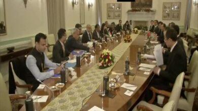 Photo of 22nd round of India-China boundary talks commences