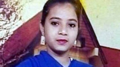 Photo of Ishrat Jahan encounter case accused honoured