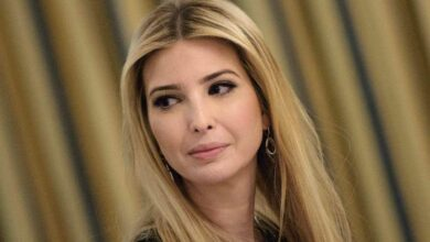 Photo of COVID-19: Ivanka works from home after official tested positive