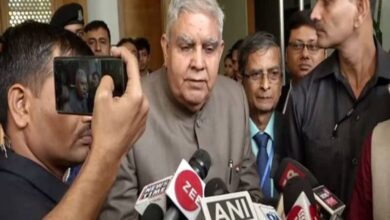 Photo of WB Governor Dhankar says ready to talk to chief minister Mamata
