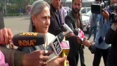"""Photo of """"Der aaye durust aaye"""", says Jaya on TS police encounter"""