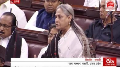 Photo of Vet rape-murder case accused should be lynched: Jaya Bachchan