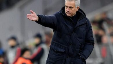 Photo of We don't belong to position seven: Jose Mourinho