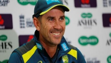 Photo of Warner ready to go for Boxing Day Test: Justin Langer
