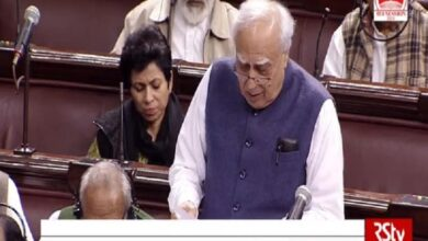 Photo of CAB will make two-nation theory a reality: Kapil Sibal