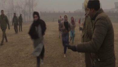 Photo of Kashmir: Railway police recruitment drive evokes huge response