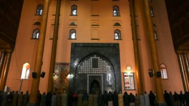 Photo of J&K: Historic Jama masjid re-opened for first time in 4 months