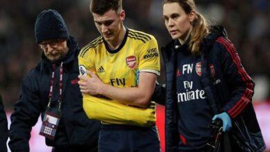 Photo of Arsenal provides update on Kieran Tierney injury