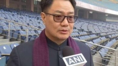 Photo of India is proud of Mary, Nikhat: Kiren Rijiju