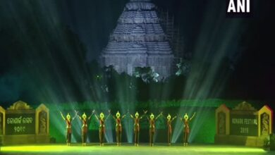 Photo of 5-day Konark festival begins with traditional dance performances