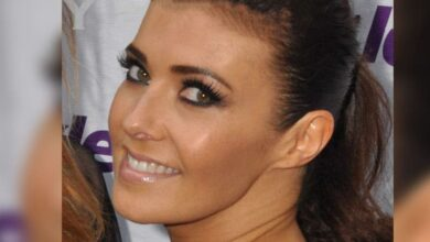 Photo of Kym Marsh's 'guilty' at feeling 'lonely'