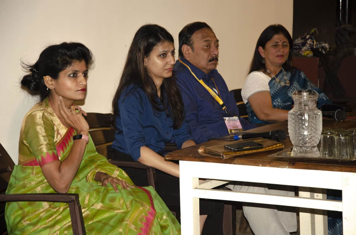 Hyd inteligencia discuss rape and violence against woman
