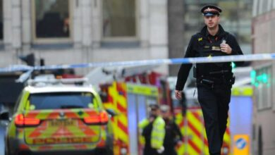 Photo of London attack hero says was ready to die to save lives