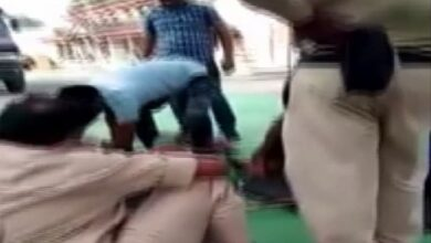 Photo of Viral video shows cops thrashing boy in MP; CM orders probe