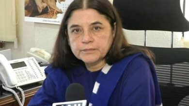 Photo of Maneka Gandhi questions Hyderabad encounter