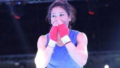 Photo of Women's Boxing Olympic trials: Mary Kom defeats Nikhat Zareen