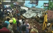 TN: 15 dead after wall collapses in Mettupalayam