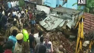 Photo of TN: 15 dead after wall collapses in Mettupalayam