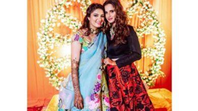 Photo of Mehendi Ceremony: Photos of Sania Mirza's sister go viral