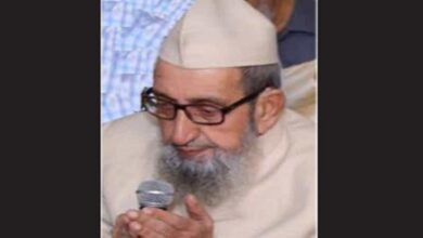 Photo of Mufti Fuzailur Rahman Hilal Usmani passes away