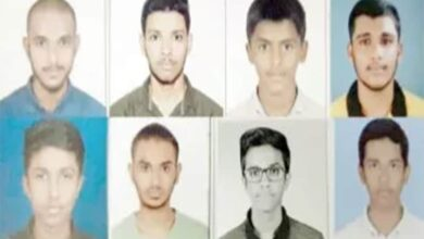 Photo of Eight students of MS qualify for NDA