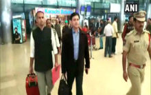 NHRC team reaches Hyderabad, to visit encounter site