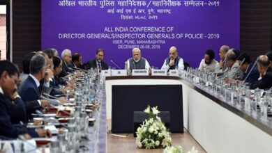 Photo of Modi, Shah, Doval attend All India Conference of DGPs, IGPs