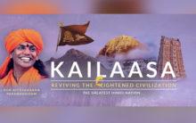Swamy Nithyananda proclaims Hindu nation Kailash