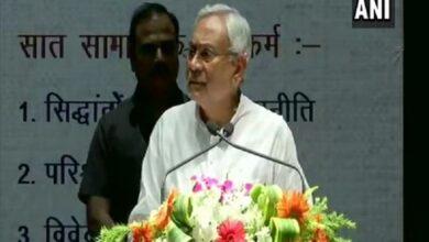 Photo of I guarantee that no wrong will be done to minorities: Bihar CM
