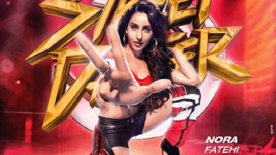 Nora Fatehi looks battle ready in new poster of 'Street Dancer 3'