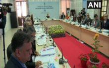 Kanpur: PM Modi chairs National Ganga Council meeting