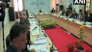 Photo of Kanpur: PM Modi chairs National Ganga Council meeting