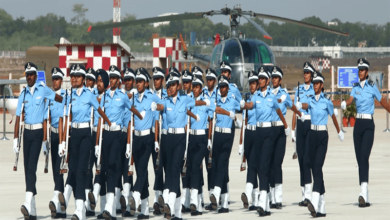 Air force academy to hold graduation parade on 21 December