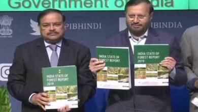 Photo of Delhi: Prakash Javadekar releases India State of Forest Report