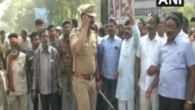Photo of Locals protest in Nagpur demanding justice in girl murder case