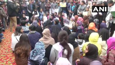 Photo of Jamia students march to Parliament