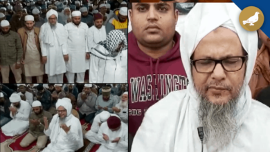 Photo of Hyderabad: Muslims offered special prayer with Qunoot e Nazila