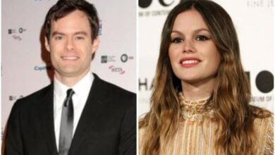 Photo of Bill Hader, Rachel Bilson spotted on coffee date