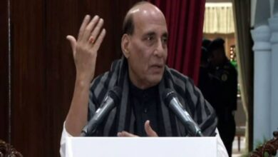 Photo of Rajnath launches mobile app for DefExpo 2020