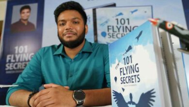 Photo of 101 Flying secrets book released