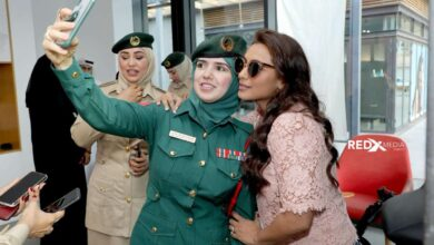 Photo of Mardaani 2 gets special screening for Dubai's female force