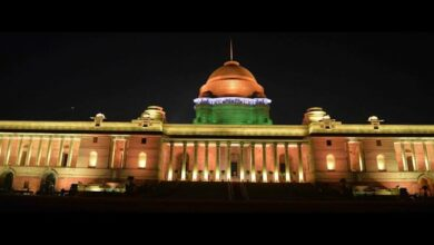 Photo of Rashtrapati Bhavan to host varsity heads' conference