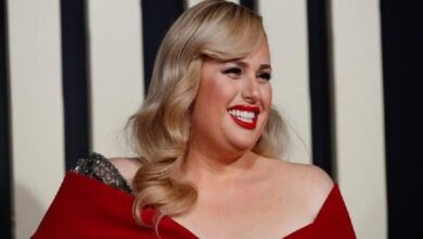 Photo of Rebel Wilson says she lost eight pounds in four days during Cats