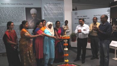 Photo of Salar Jung Museum celebrated 68th formation day