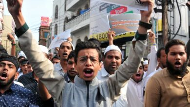 Photo of Anti-Citizenship (Amendment) Act Protest rocks Hyderabad