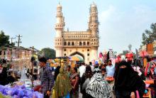 Hawkers return to Charminar