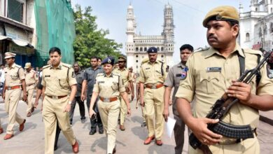 Photo of Old City observes bandh to mourn razing of the Babri Masjid