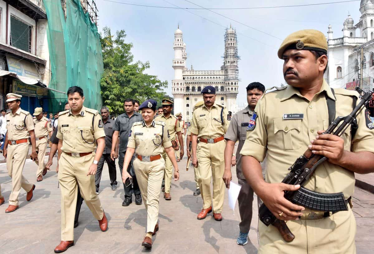 Old City observes bandh to mourn razing of the Babri Masjid
