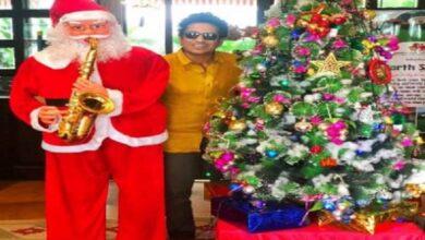 Photo of Sachin Tendulkar extends greetings to fans on Christmas